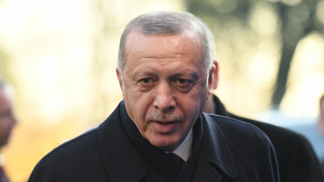 Ердоган: САЩ подкрепят терористите работническата партия на Кюрдистан