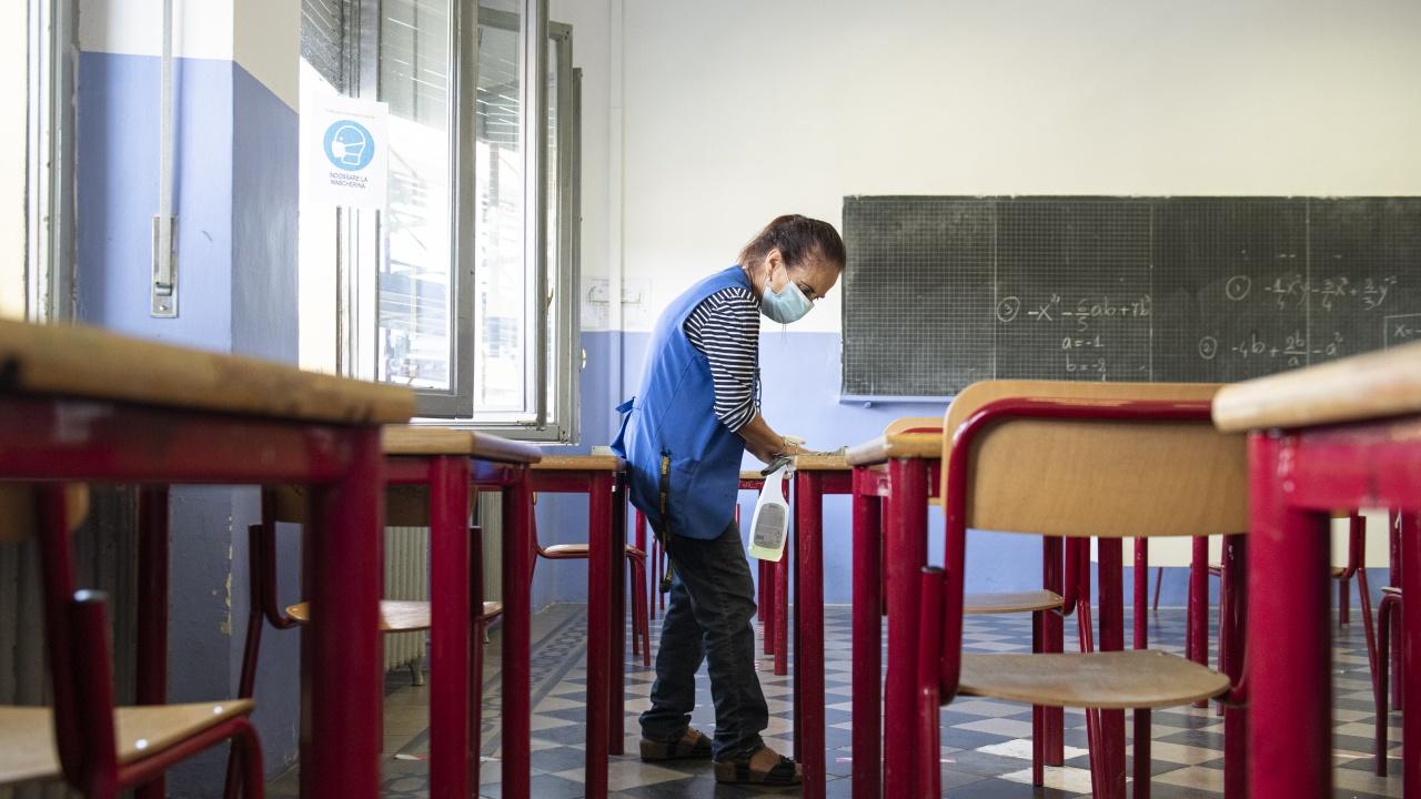 В област Ловеч от днес са възстановени учебните занятия в 32 училища