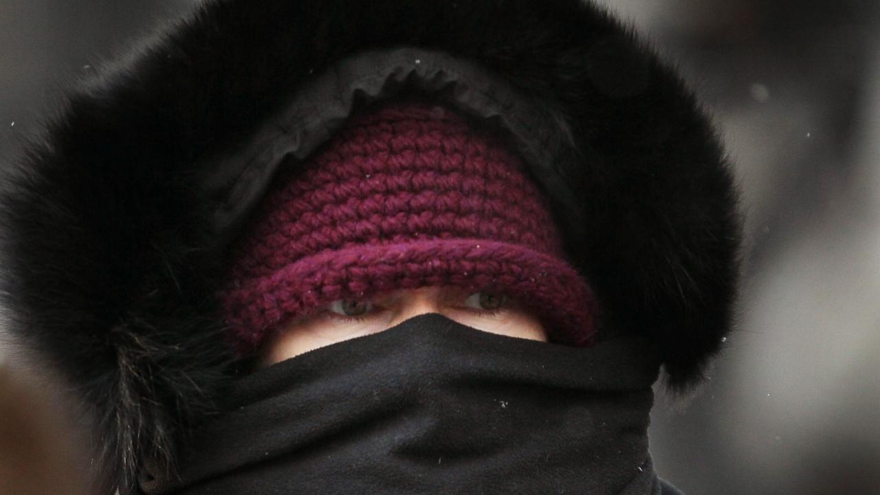 Жълт код за лют студ в 19 области утре