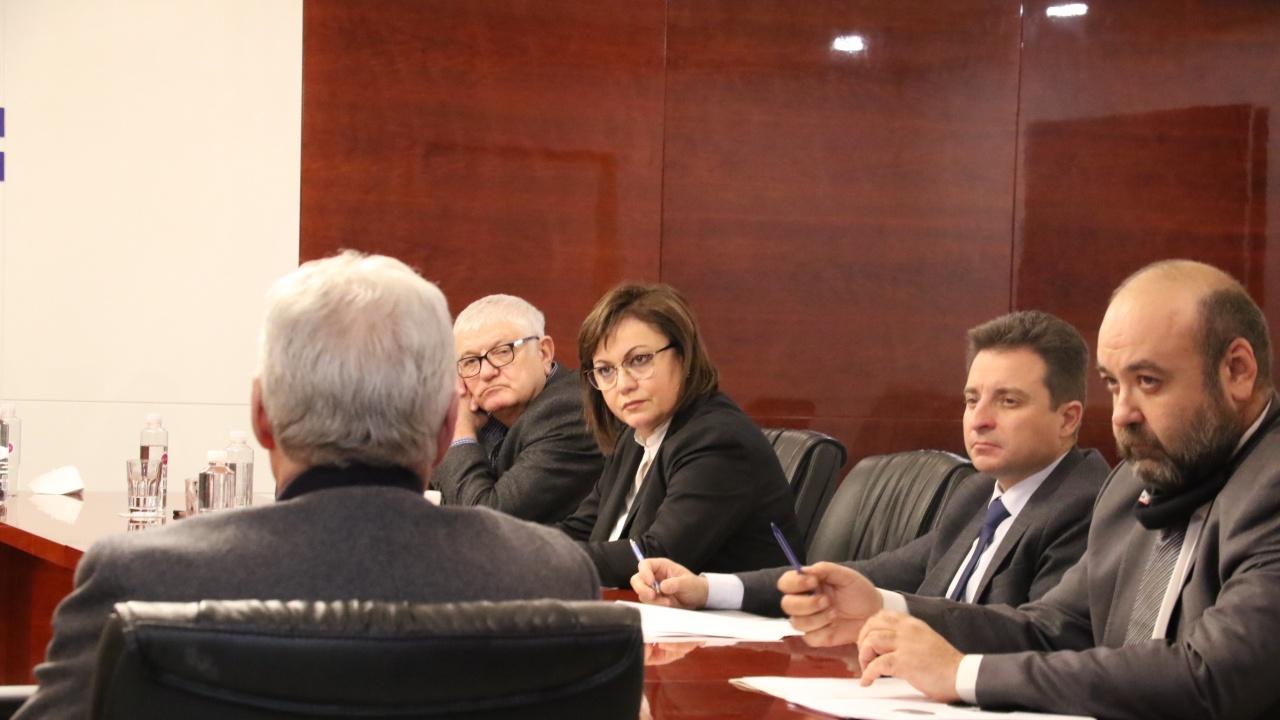 Нинова: С шест електронни регистъра ще помогнем на бизнеса и гражданите в борбата с корупцията и бюрокрацията