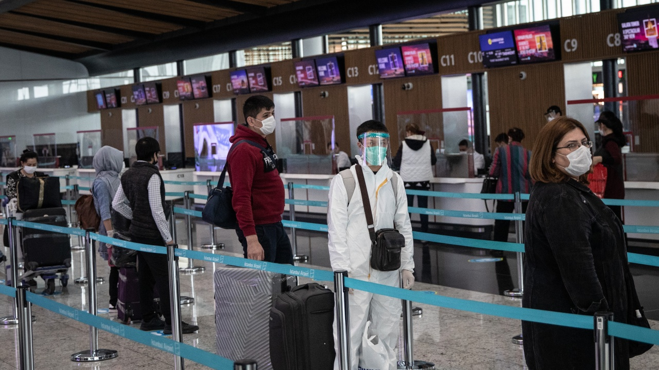 Турция затяга мерките за пребивавалите във Великобритания, Дания, РЮА и Бразилия