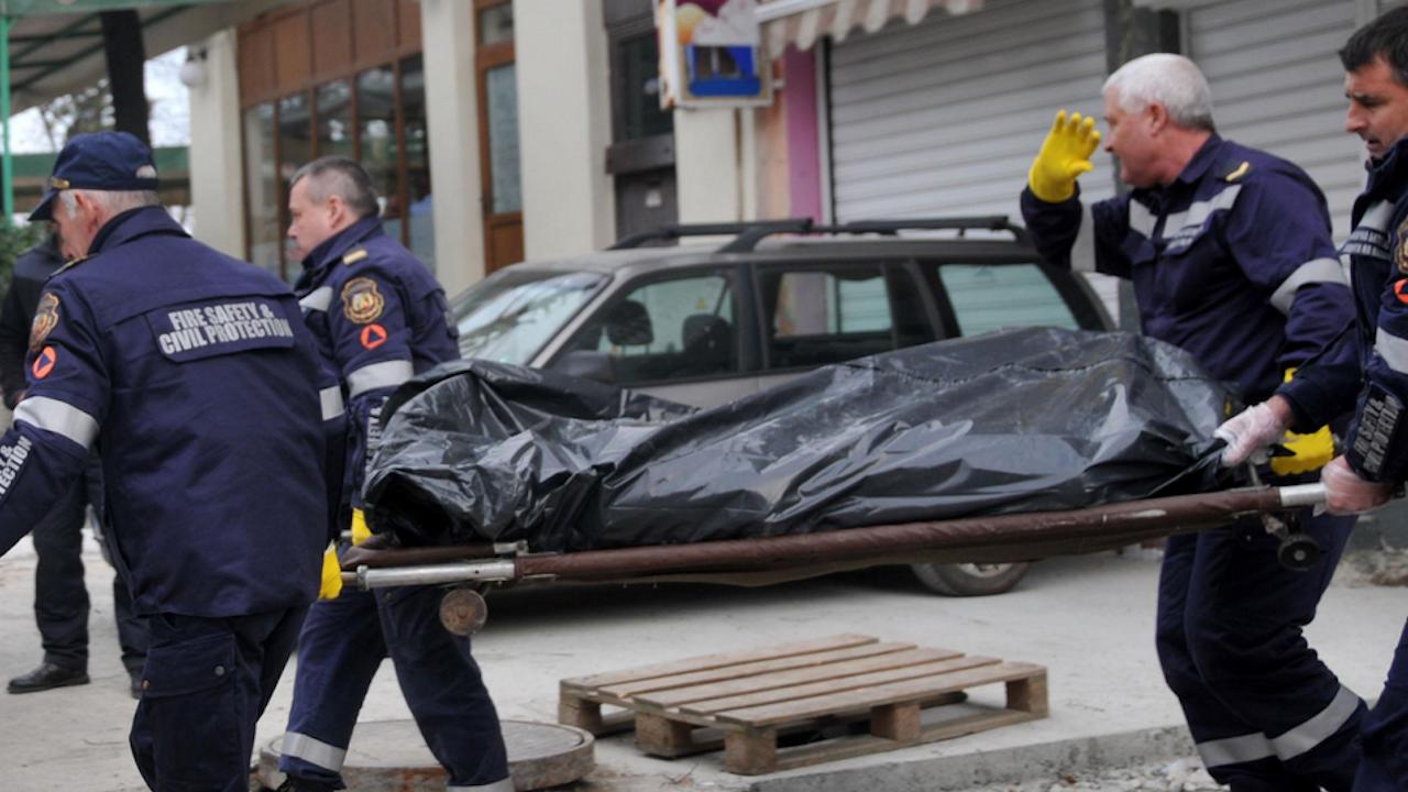 Труп на мъж откриха във Варна