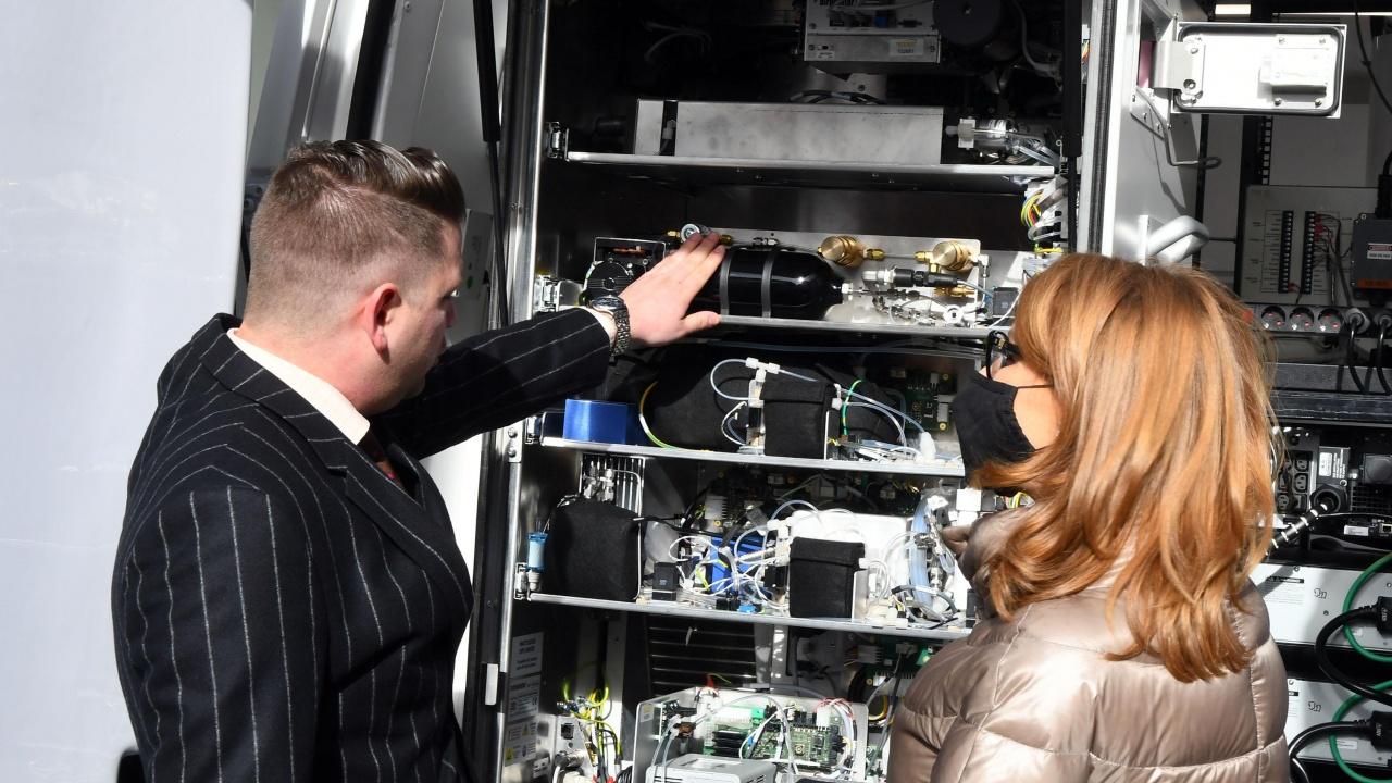 Две нови автоматични станции ще измерват чистотата на въздуха във Велико Търново