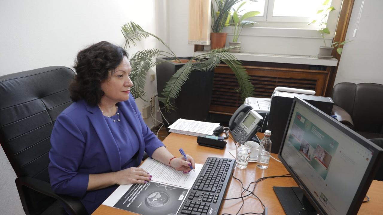 Ивелина Василева: Зелената сделка и Планът за възстановяване са шанс за ускорено развитие с грижа за хората, бизнеса и природата