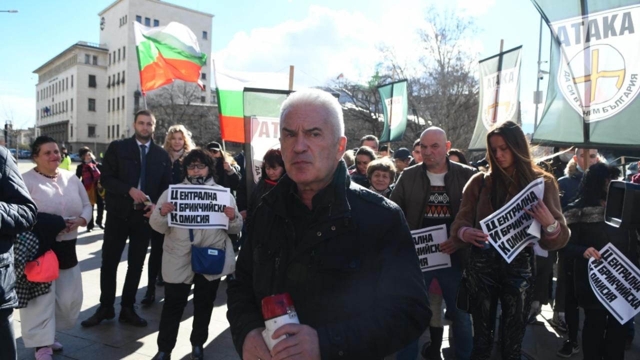 ЕСПЧ осъди България заради изявления на Волен Сидеров