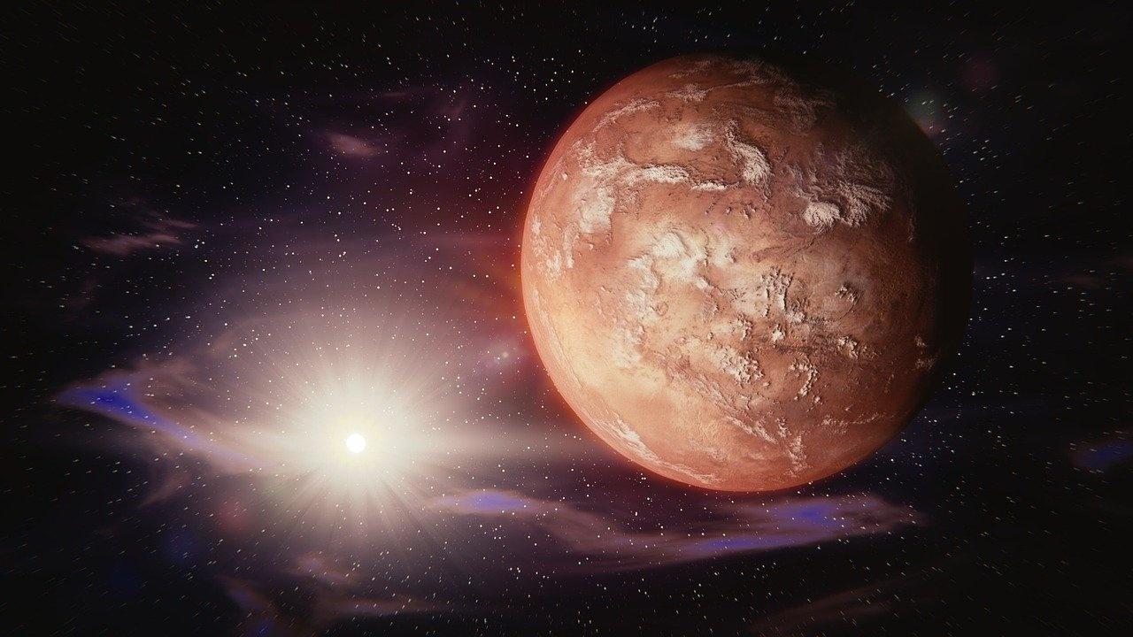 Марс посреща три космически апарата