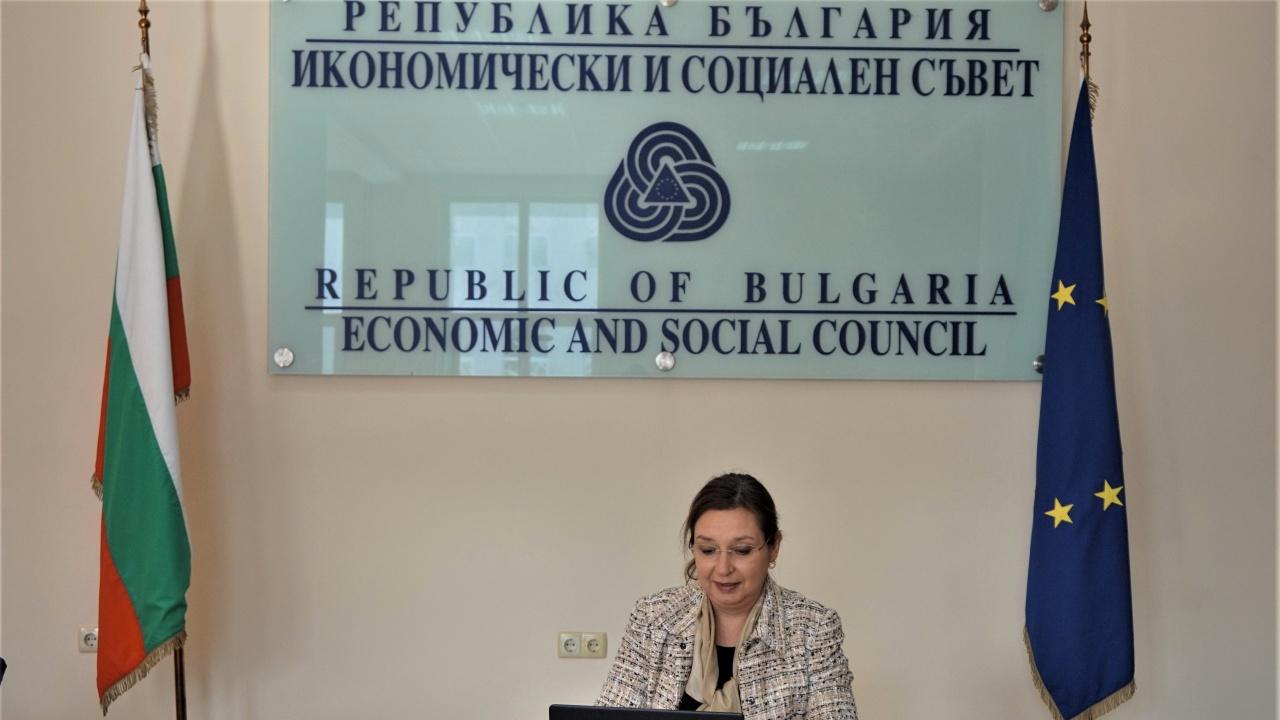 Какви са приоритетите на Икономическия социален съвет?