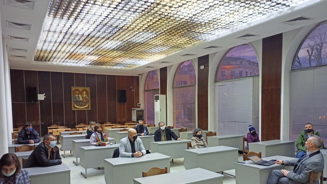 Калин Вельов: Културата трябва да е приоритет