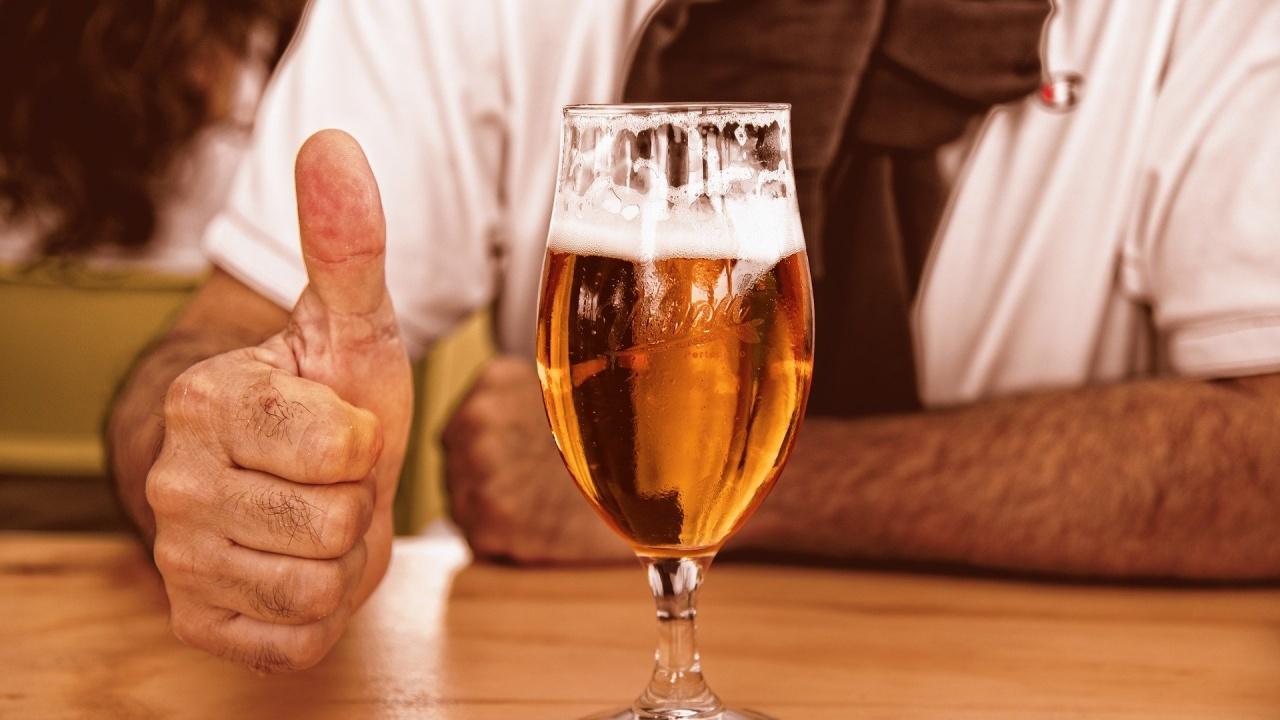 Ето защо първата глътка бира се услажда най-много на хората