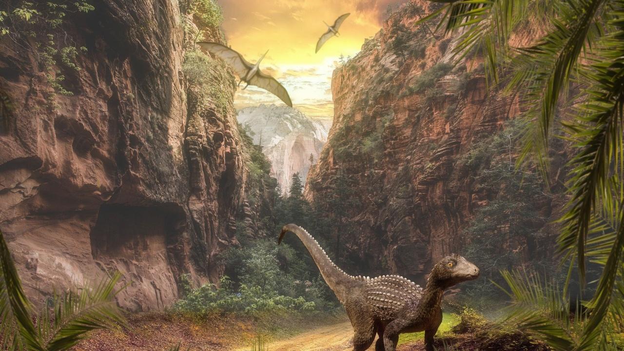 Динозаврите не са изчезнали след падането на астероид, а на комета на Земята
