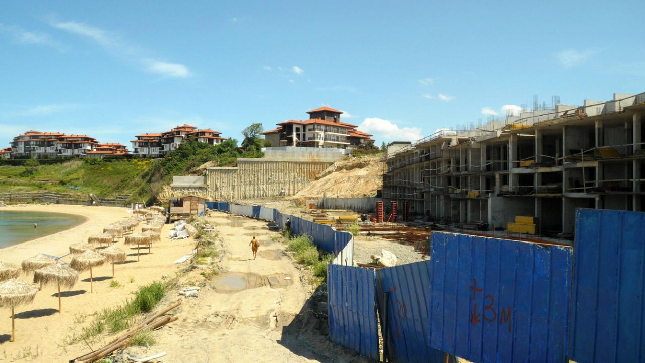"""Административен съд - Бургас прогласи нищожността на разрешението за строеж на """"Алепу вилидж"""""""