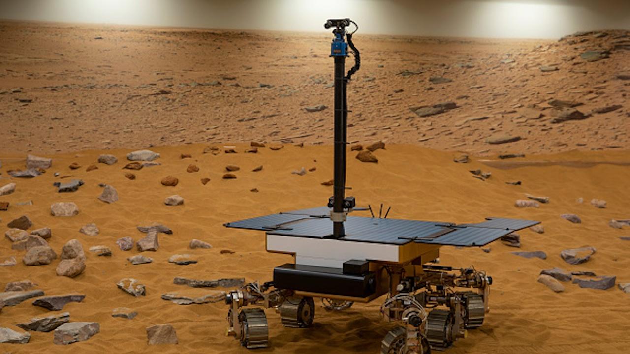 Гледайте кацането на марсохода на НАСА на Марс
