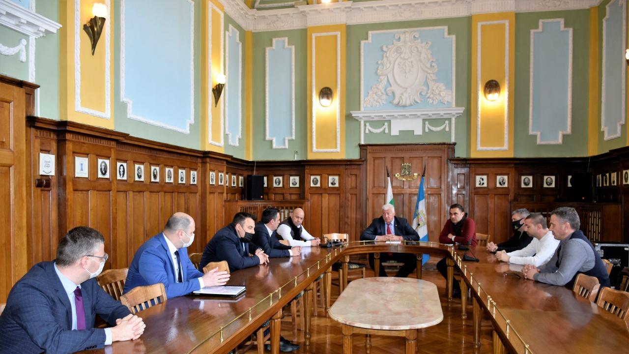 Здравко Димитров: Започваме мащабна проверка на елзахранването на всички временни обекти в Пловдив