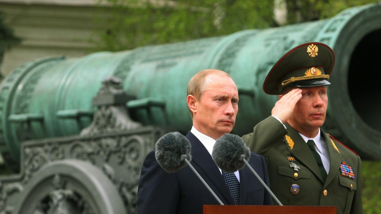 Кремъл: Путин заслужава да е генерал