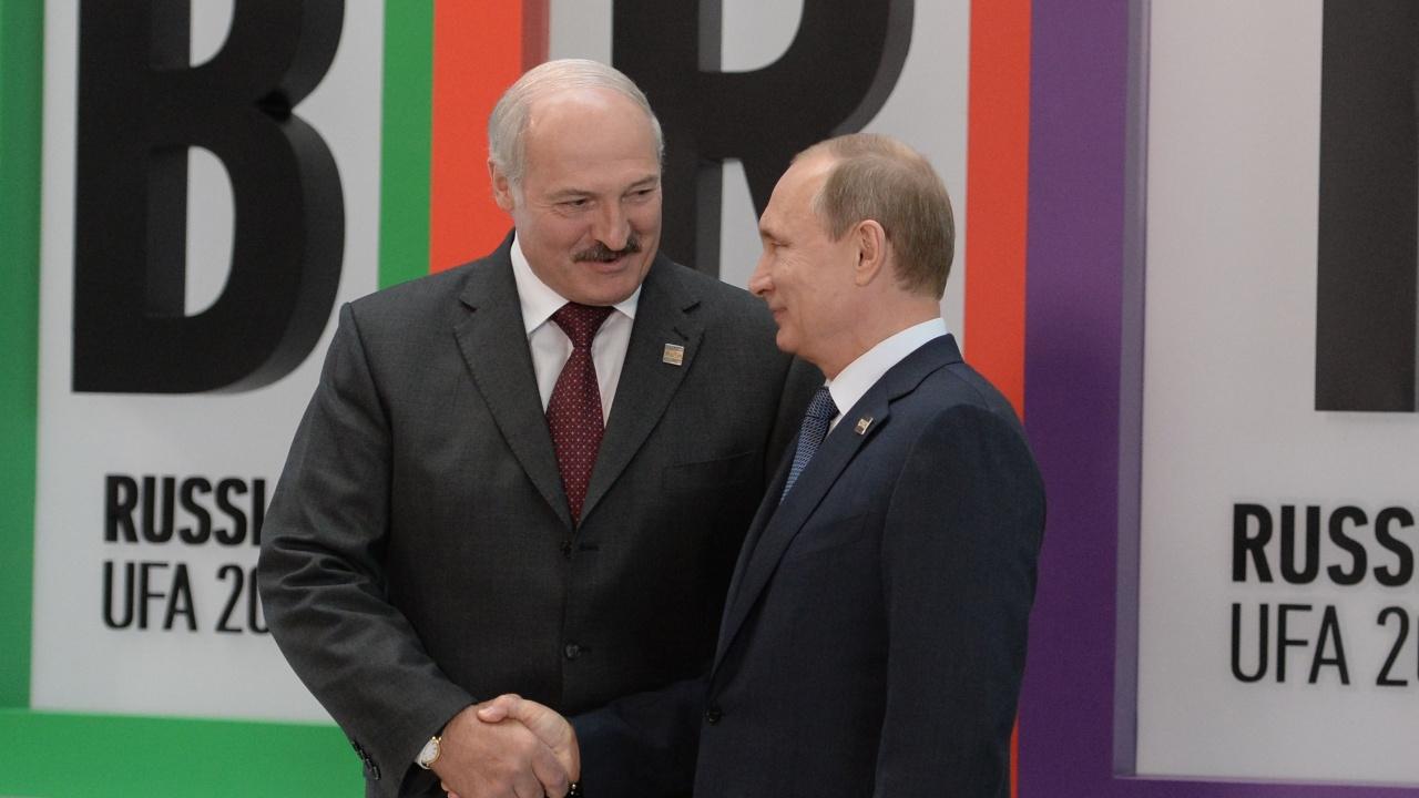 Лукашенко и Путин ще си говорят дълго