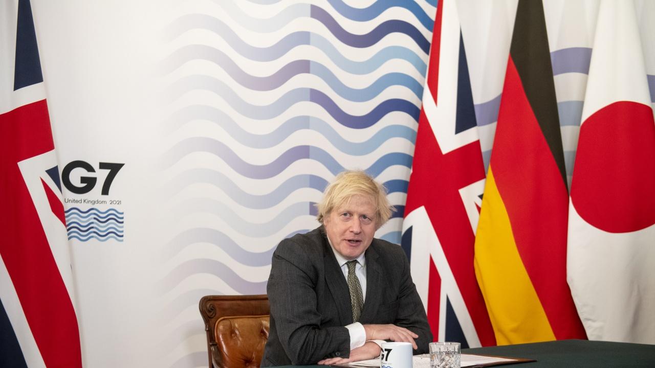 Борис Джонсън: Г-7 ще се съсредоточи върху възстановяването на световната икономика