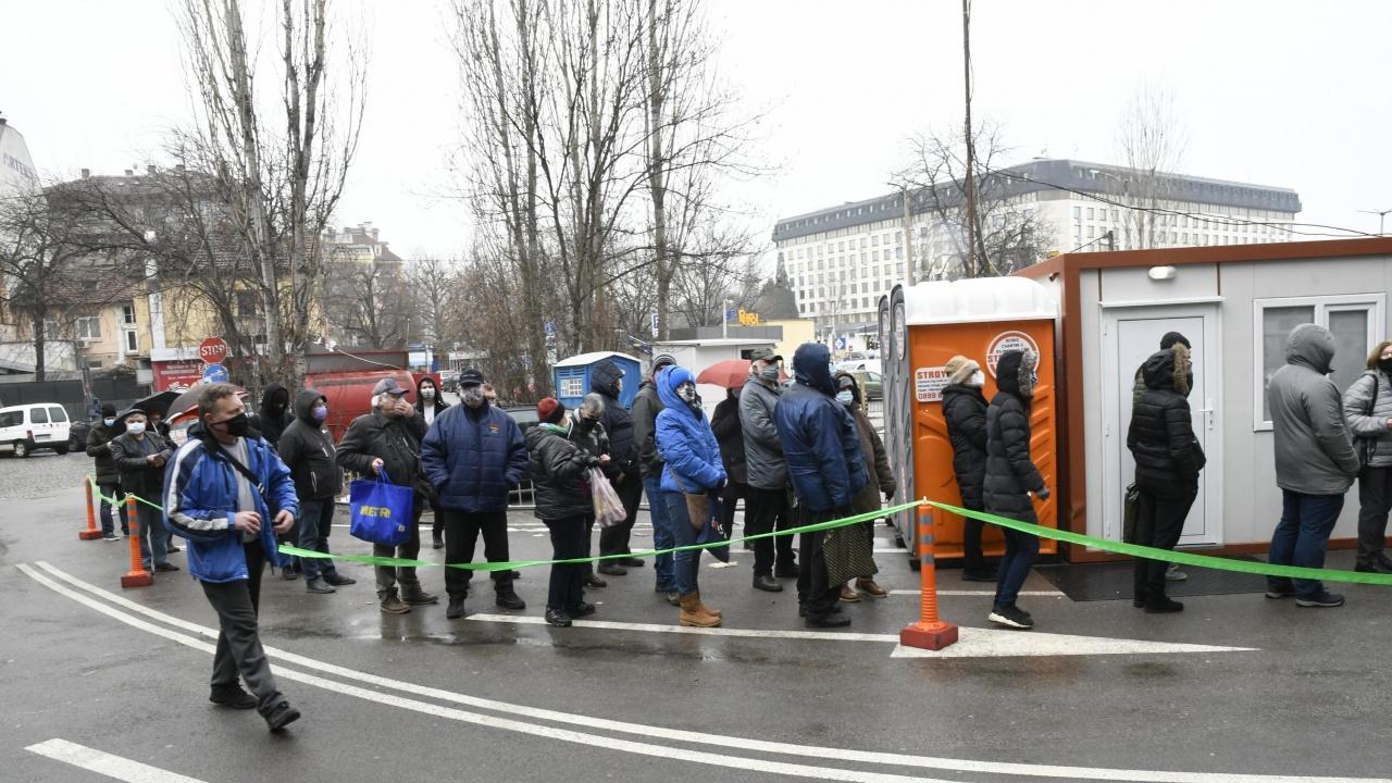 Ето къде можете да се ваксинирате срещу COVID-19 в София