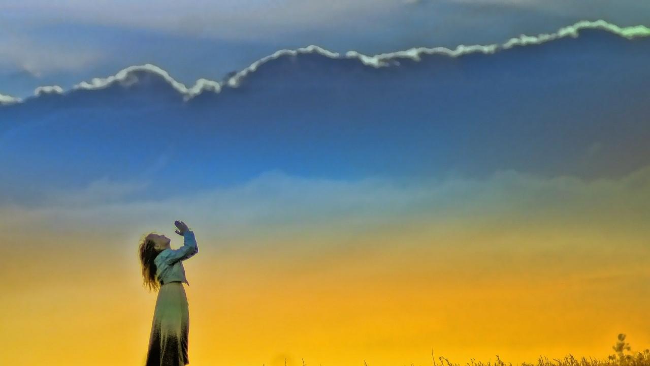 Ден, в който добрите молитви се сбъдват