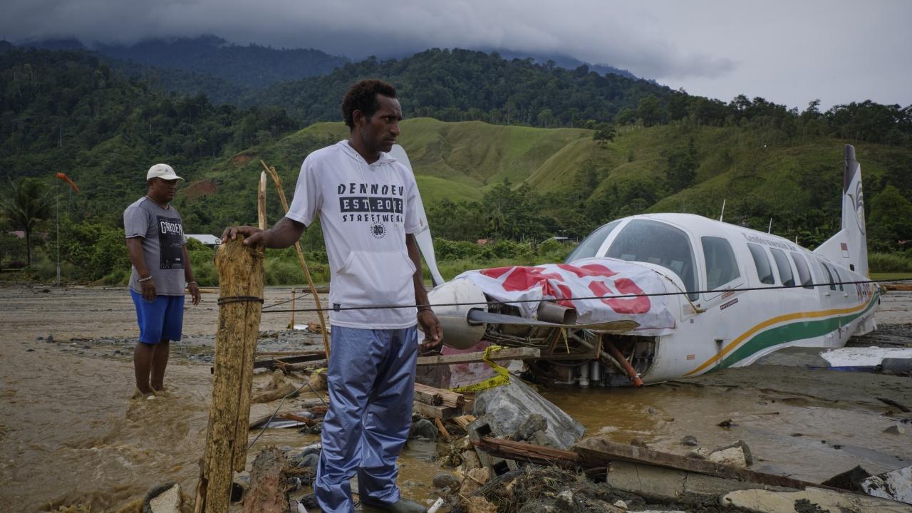 Мексикански военни загинаха при самолетна катастрофа