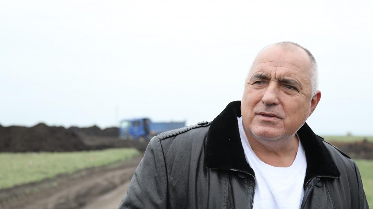 Бойко Борисов е водач на листата на ГЕРБ в Пловдив