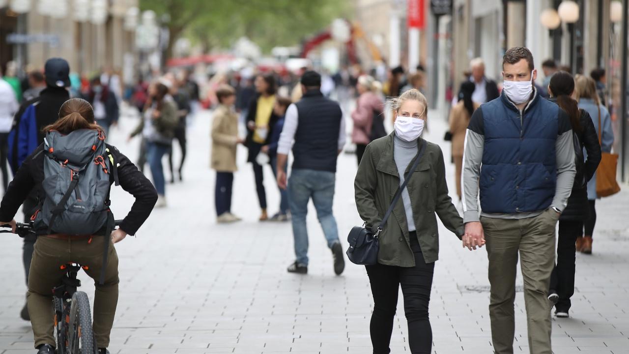 Носенето на маски на открито в община Кюстендил остава задължително до 7 март