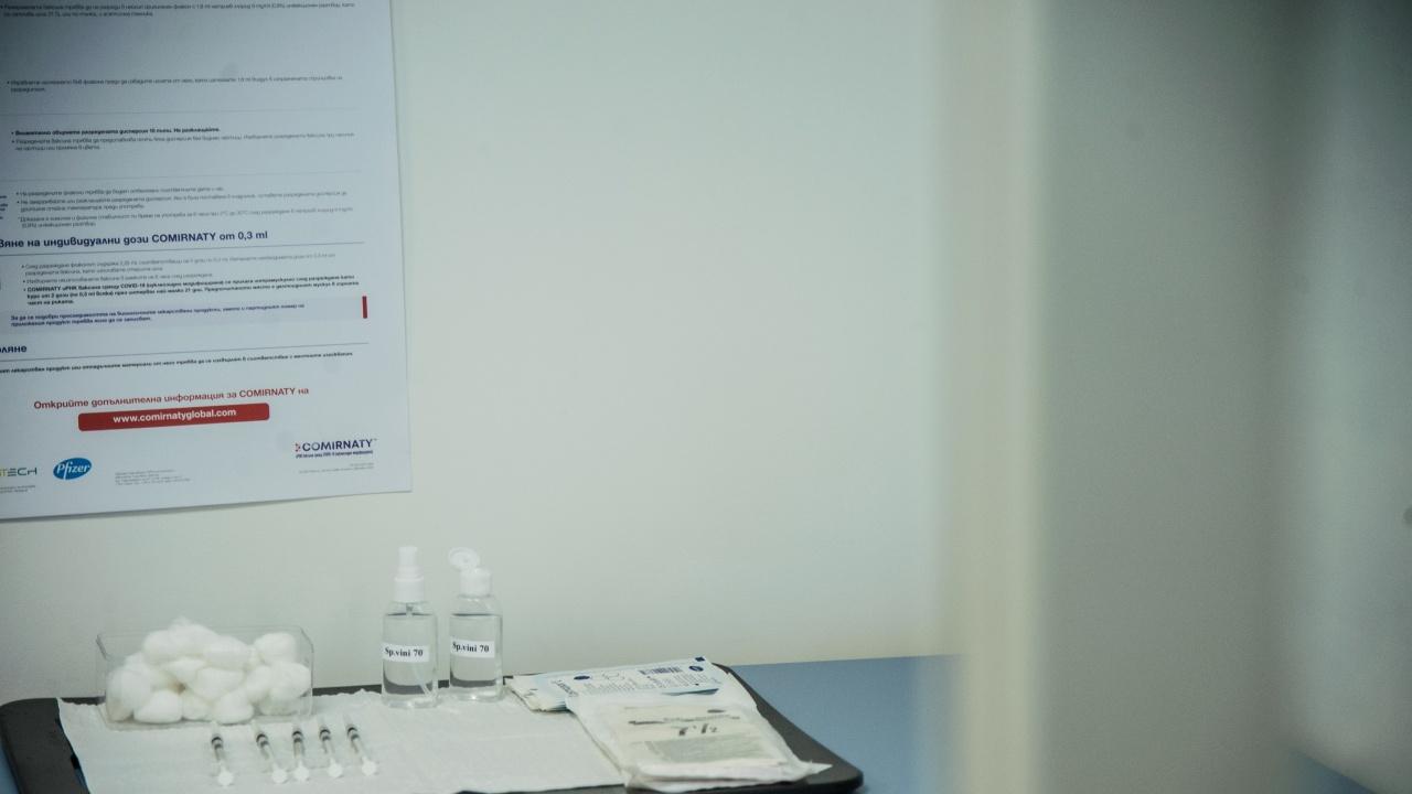 Седем пункта за имунизации срещу COVID-19 работят в Монтанско