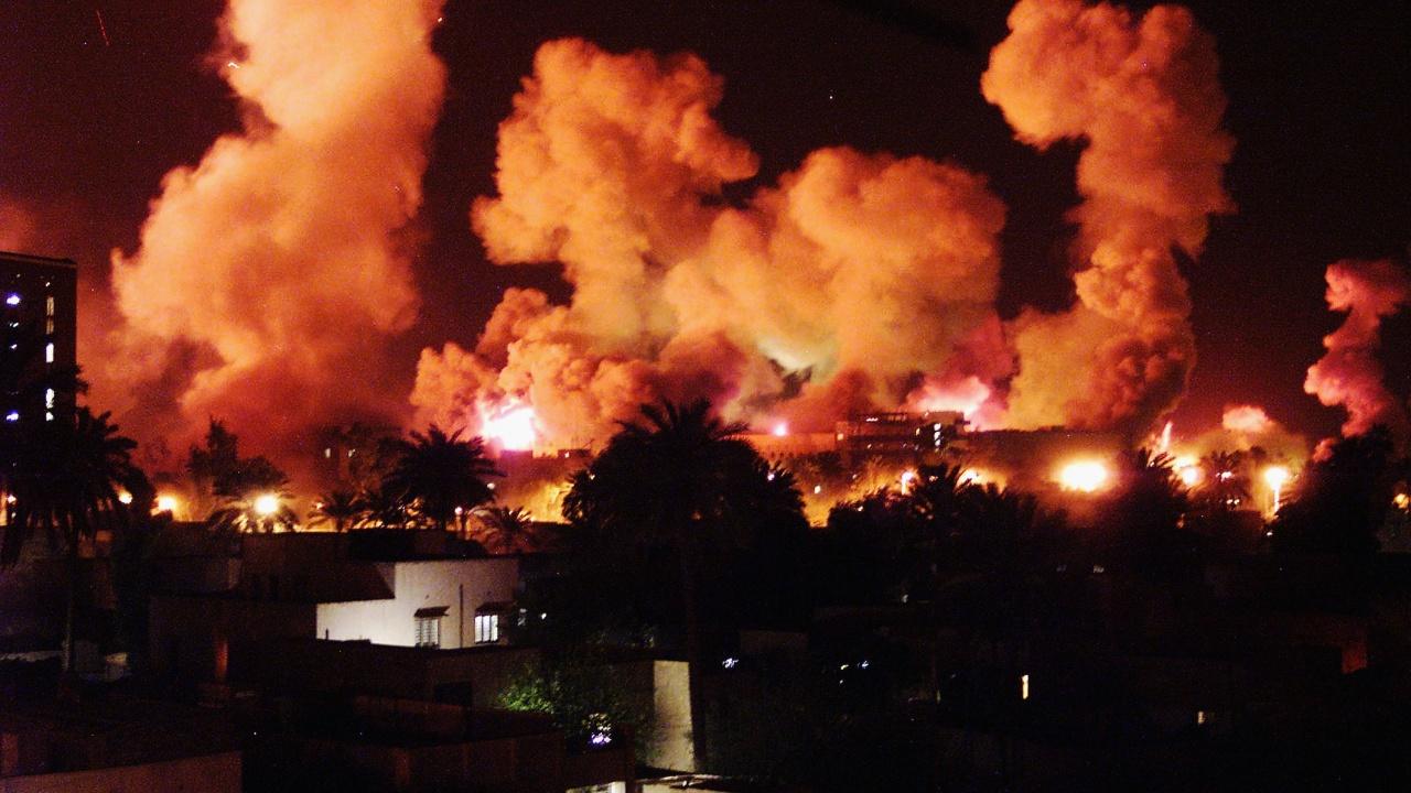 Удариха с ракети американското посолство в Ирак