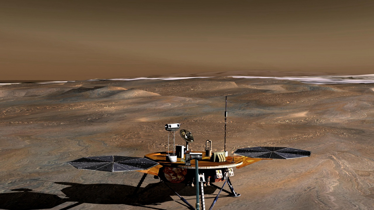 """НАСА показа зрелищно видео от кацането на Марс на """"Пърсивиърънс"""""""