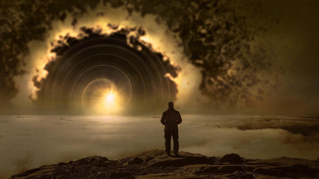 Ден, в който вратата между небето и земята се отваря
