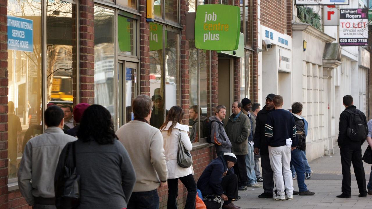 Ново нарастване на британската безработица и пореден спад на заетостта в края на 2020 г.
