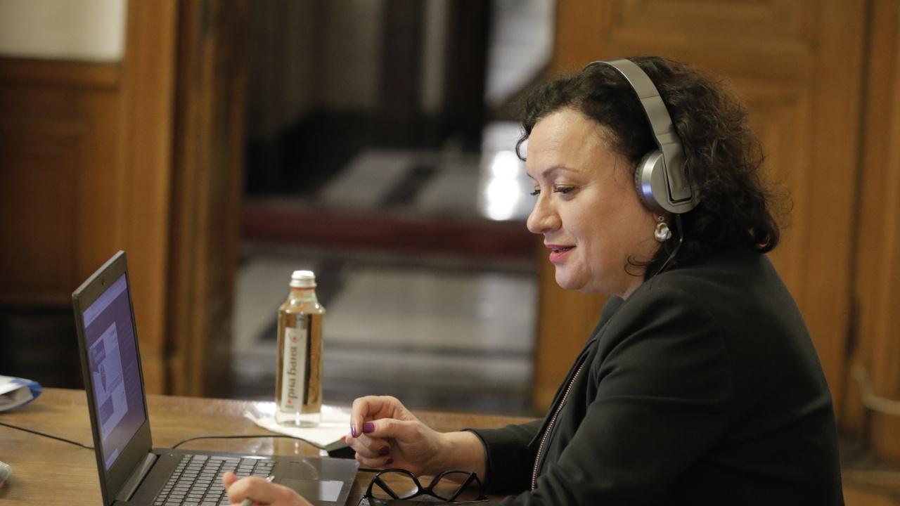 Ивелина Василева участва в интерпарламентарна конференция