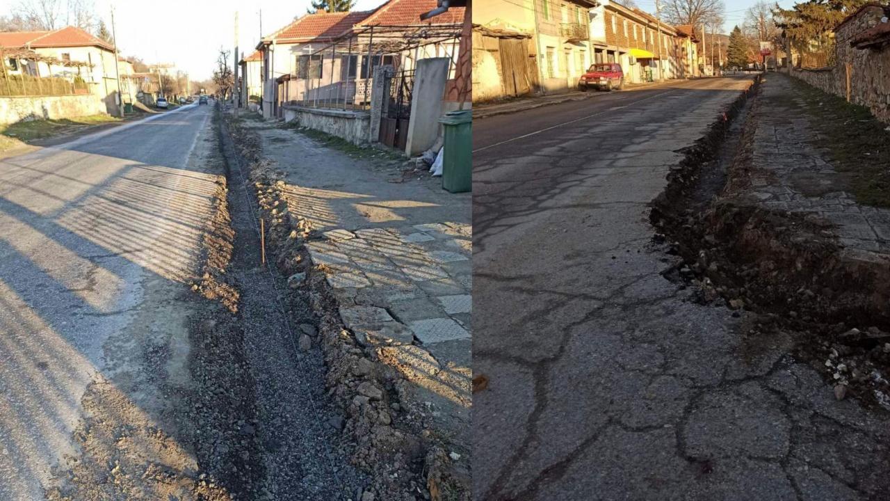 Започна рехабилитацията на пътя Асеновград - Кърджали