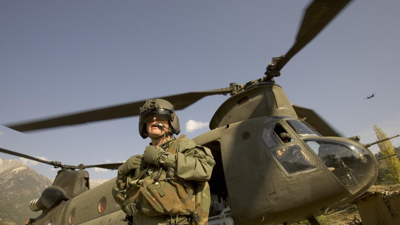 Хеликоптери от ВВС на САЩ ще прелетят над България