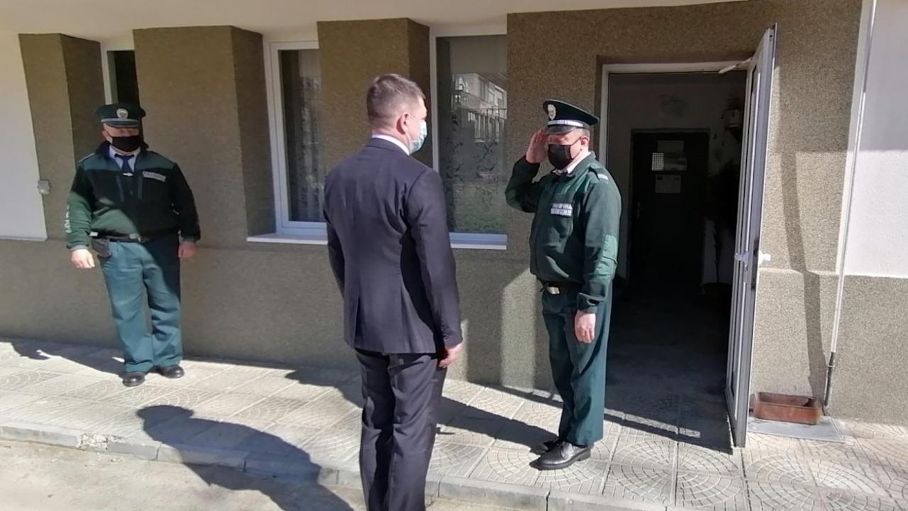 Министър Терзийски: Благодаря ви за положените усилия и постигнатите добри професионални резултати
