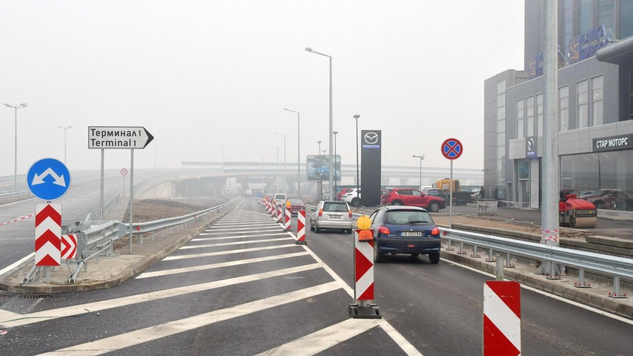 До 4 март шофьорите да карат с повишено внимание по Северната скоростна тангента