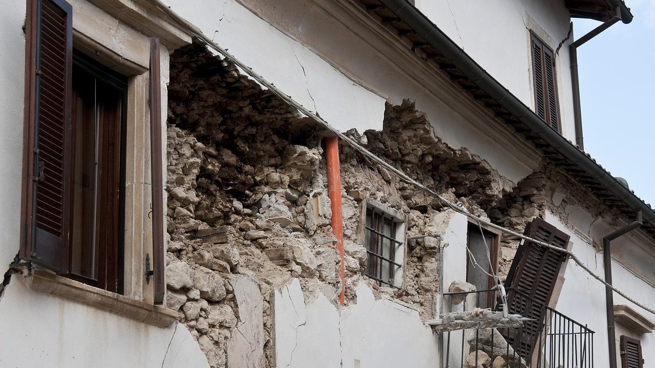 Земетресение в Румъния