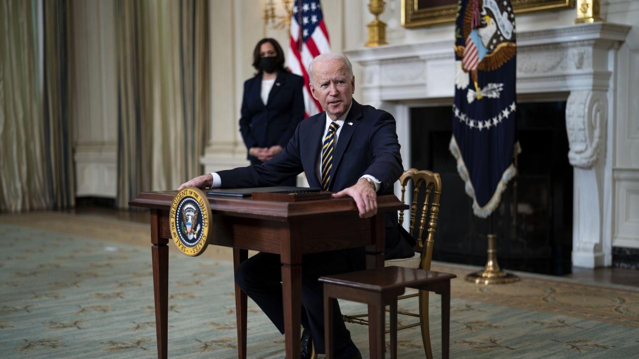 Байдън отмени една от имиграционните забрани на Тръмп