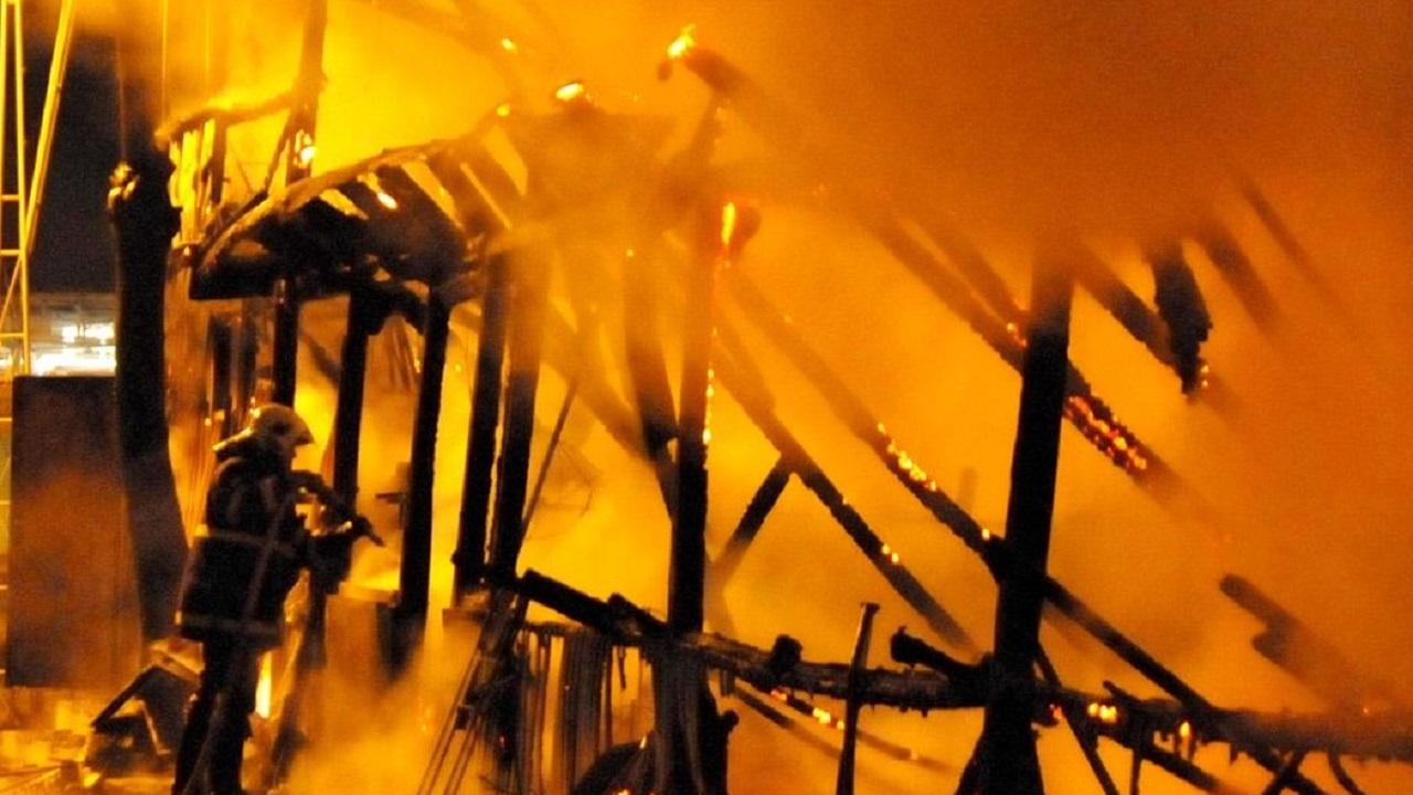 Труп след пожар във Враца