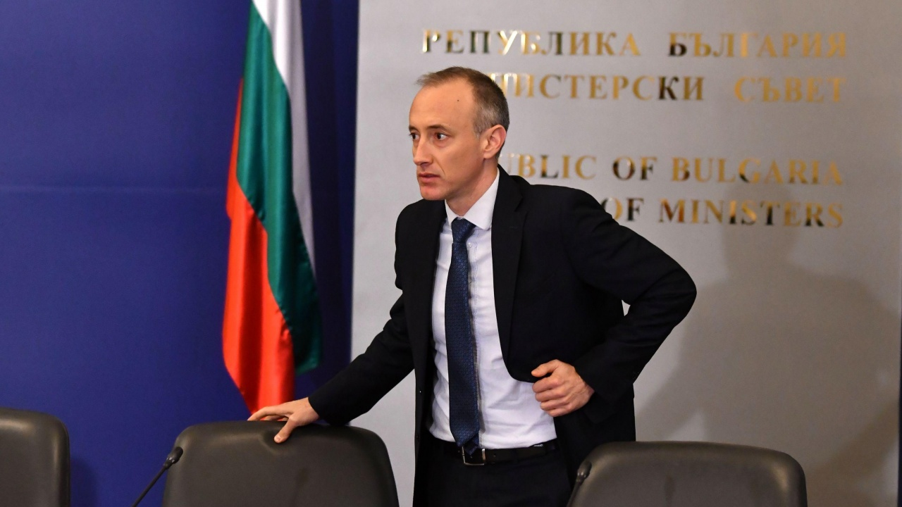 Учредиха специална грамота в чест на Красимир Вълчев, награждават го с нея