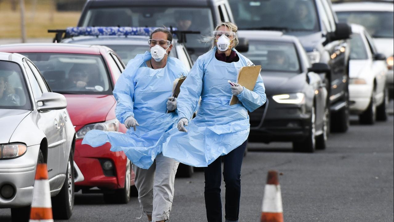 Насред пандемията от COVID-19 грипът изчезна от САЩ