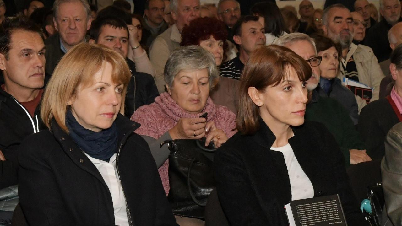 Малина Едрева срази Демократична България: Моралът не се купува с пари