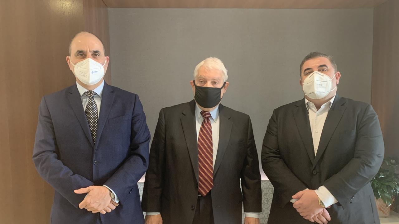 Цветанов и Вълнев представиха външнополитическата си платформа във Вашингтон