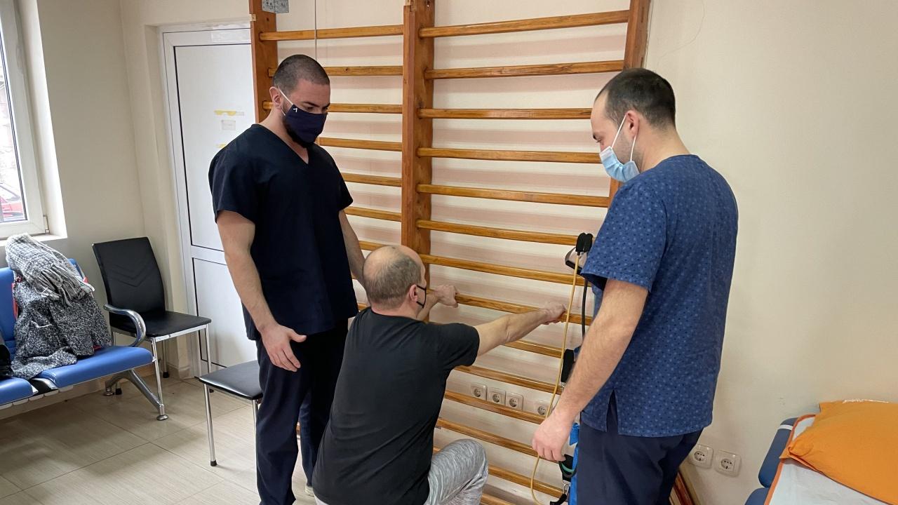 """""""Пирогов"""" с програма за възстановяване след преболедуване на COVID-19"""