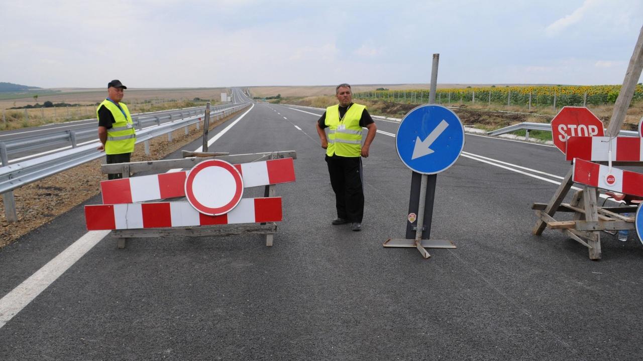 """АПИ стартира обществена поръчка за строителството на последните 16,5 км от АМ """"Европа"""""""