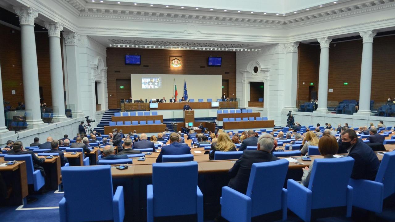 НС прие на второ четене промени в Закона за мерките срещу изпирането на пари