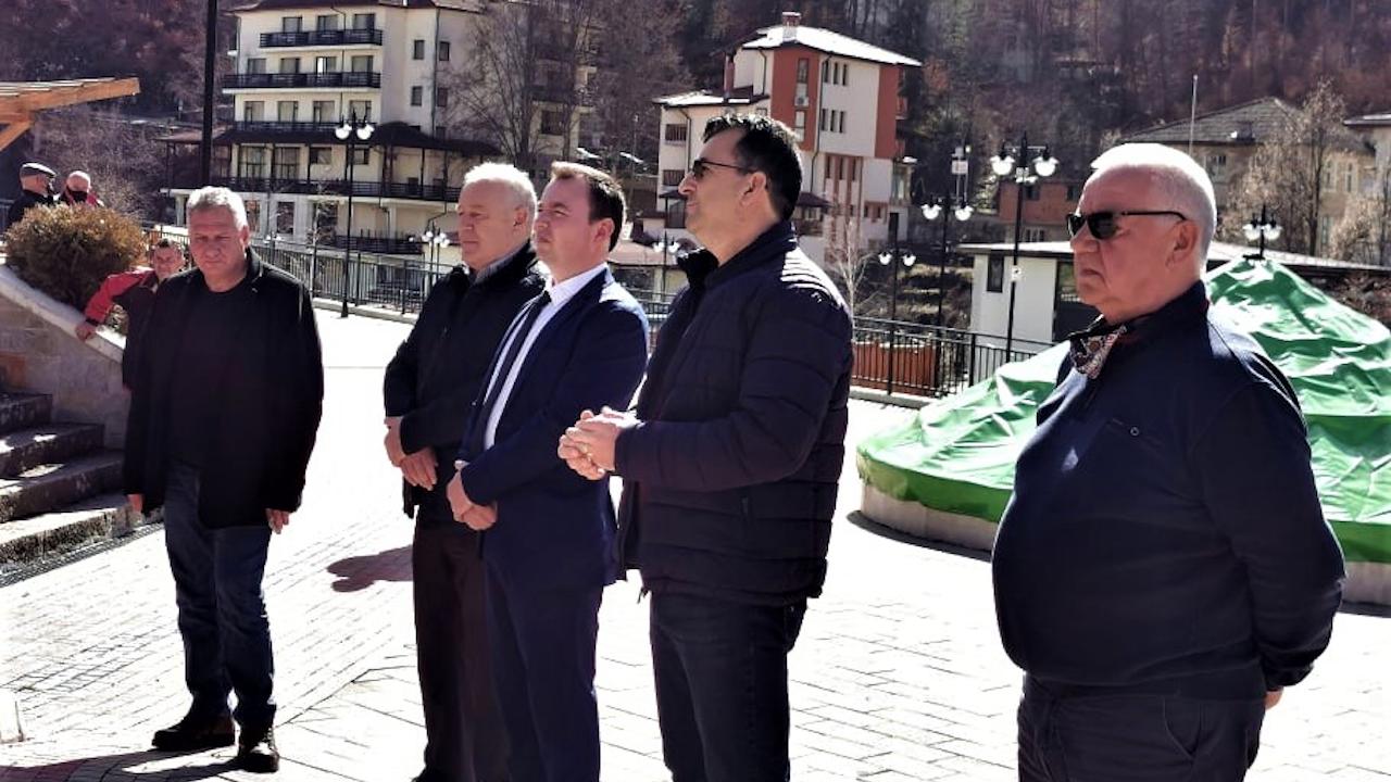 Асим Адемов: Подкрепете най-добрия кандидат за кмет на община Баните - Павлин Белчев!