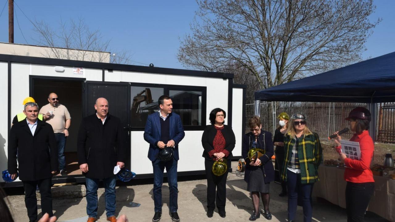 В Бургас изграждат анаеробна инсталация за преработка на отпадъци