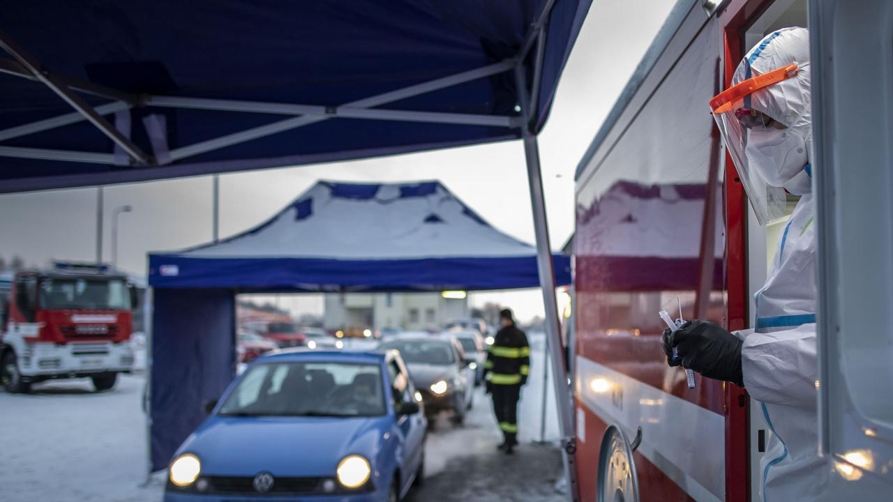 Чешкото правителство удължи извънредното положение до 28 март