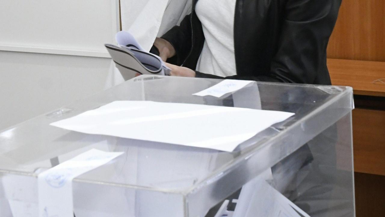 Близо половината от избирателите дадоха своя вот за кмет на Мъглиж до 17,30 часа