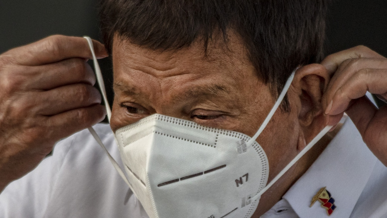 Дутерте: Филипините ще се върнат към нормалното през 2023 г.